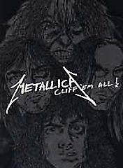 Metallica - Cliff Em All (DVD, 1999)