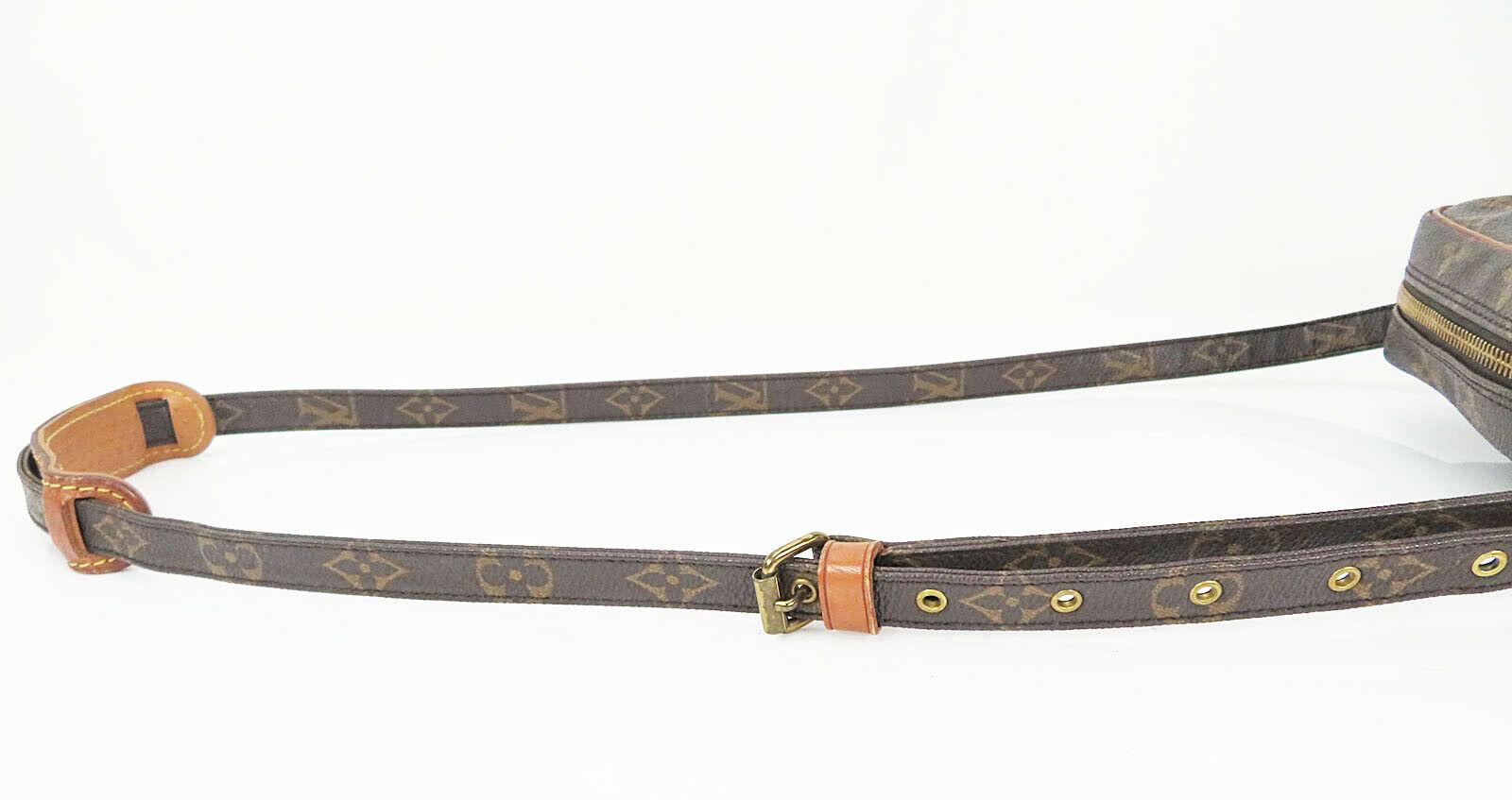 Authentic LOUIS VUITTON Amazone Monogram Cross body Shoulder Bag Purse #34636 image 8