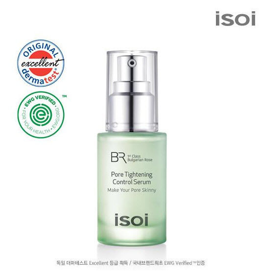 Primary image for ISOI Bulgarian Rose Pore Tightening Control Serum 50ml