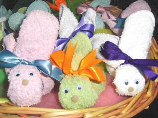 Boo Boo Bunnies Help Chase Childrens Tears Away Set of 3