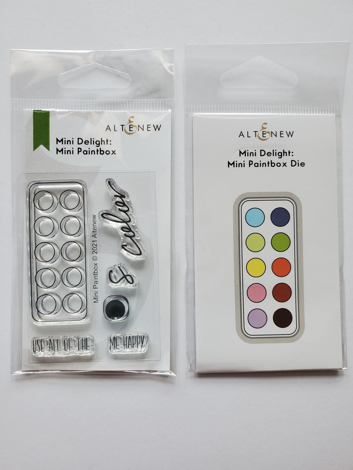 Paintbox set
