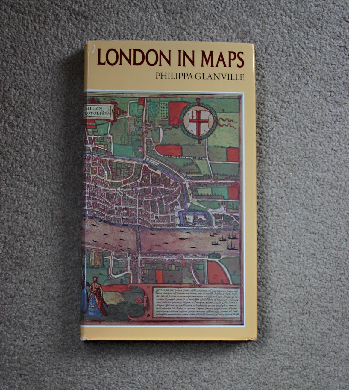 Londoninmapscover
