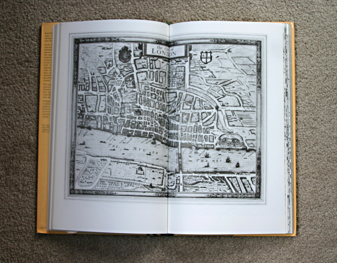 Book - London in Maps