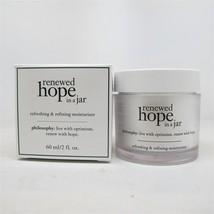 Philosophy Renewed Hope In A Jar 60 ml/ 2.0 oz Moisturizer NIB - $34.64