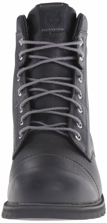 "Men's Timberland Chestnut Ridge 6"" Insulated Boots, TB09708B 001 Black Mul Sizes image 3"