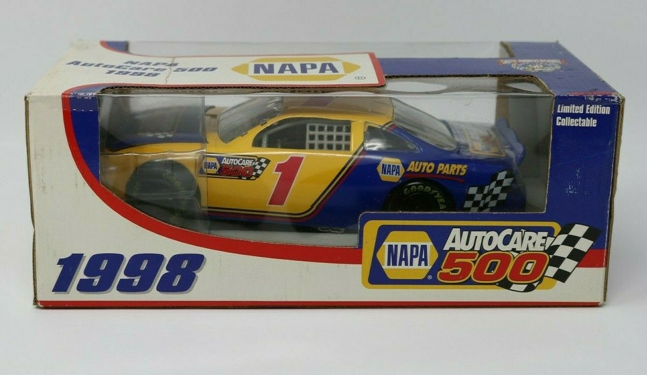 Primary image for 1998 Action NAPA Autocare 500 Limited Edition Pontiac 1:24 Scale w/ Box
