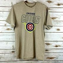 Chicago Cubs Mens T-Shirt MLB Size Medium  - $11.64
