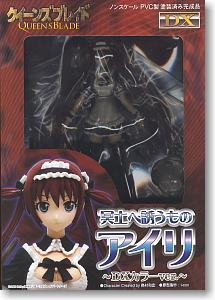 Primary image for Queen's Blade: Airi R-Line DX Colour ver 1/7 Scale Figure *NEW*