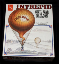 1972 INTREPID Civil War Balloon Aerial Reconnaissance Pioneer Model Kit - $39.95