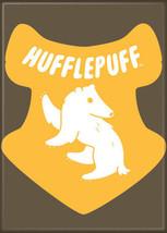 Harry Potter Hufflepuff logo Charms Style Art Image Fridge Magnet NEW UN... - $3.95