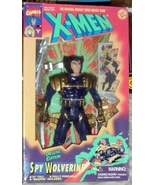 X-Men  Spy Wolverine  (Deluxe Edition action figure)  Marvel Comics corp - $35.00
