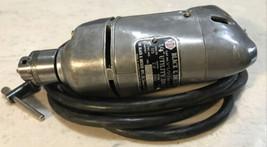 "Vintage Metal Black & Decker 1/4"" Electric Utility Drill U-1/U-3 USA - $54.99"