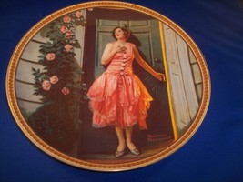Norman Rockwell Standing in the Doorway Collectible Plate Knowles 1983 7th plate - $4.95