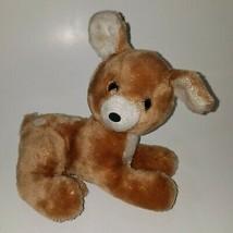 "VTG Dakin 1977 Deer Fawn Plush 7"" Stuffed Animal Toy - $14.80"