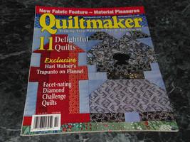 Quiltmaker Step by Step Magazine September October 2000 No 75 Birds in Flight - $2.99