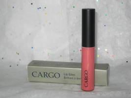 Cargo Long Wear Lip Gloss in Aruba - NIB - $6.98