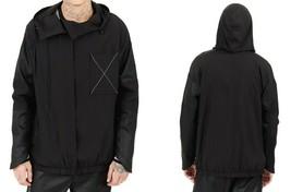 True Religion Men's Urban Water-Repellent Hoodie Black Long Sleeve Top, ... - $119.99