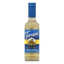 Sugar Free French Vanilla Flavored Syrup - 12.7fl oz - $5.28