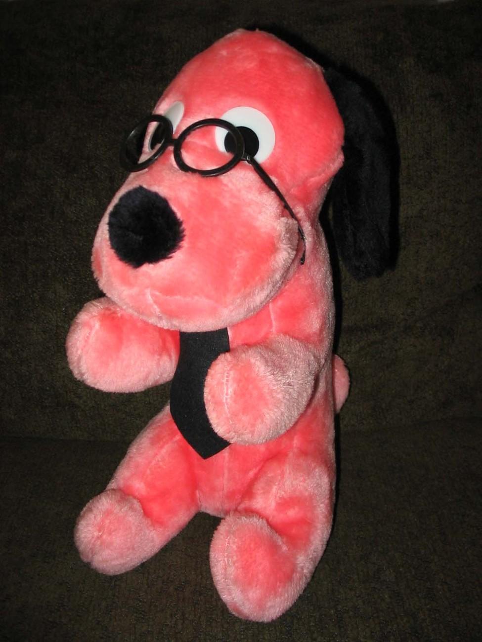 Wondertoyspinkdog