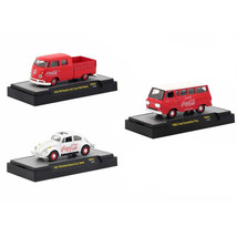 Coca-Cola Release 4, Set of 3 Cars Limited Edition to 4,800 pieces World... - $45.19