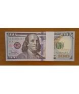 $5000 Best Novelty Movie Prop Fake Play Money Training Banknote FREE 24K... - $29.99