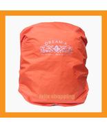 orange backpack rain cover waterproof buckle ki... - $14.00