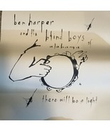 BEN HARPER AND THE BLIND BOYS OF ALABAMA - THERE WILL BE A LIGHT Lithograph - $6.93