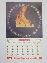 Coca-Cola 1980 Calendar - New Free Shipping - $11.39