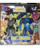 Marvel Super Heroes Cable vs. Apocalypse - Marvel Comics - $39.95