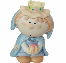 Bumpkins figurine Nativity decor Fabrizio George Good Christmas King Mel... - $19.30