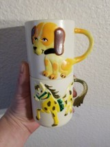 Vintage Children's Drinking Cups - Spencer GIfts 1981 - $5.09