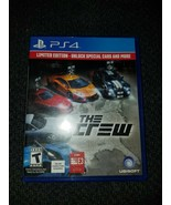 The Crew (Sony PlayStation 4, 2014) - $7.92