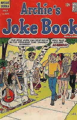 Primary image for Archie's Jokebook Magazine #126 VG; Archie | low grade comic - save on shipping