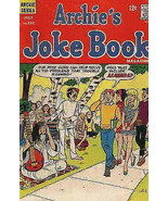 Archie's Jokebook Magazine #126 VG; Archie | low grade comic - save on s... - $3.25