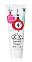 Hand Cream Mini Vita Moist Avon Care Christmas Ornaments Size 1.5 oz (Qt... - $2.95