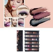 Long Lasting 10 Color Make Up Cosmetics Fashion Eyeshadow Palette Bright... - $5.99