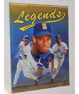 LEGENDS SPORTS MEMORABILIA JULY/AUG 1991 KEN GRIFFEY JR MARINERS  COVER - $2.48