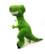 "Disney Pixar Kohls Cares Toy Story Rex Plush 14"" Stuffed Animal Green Di... - $13.86"