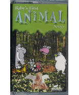 Baby's First Animal Songs Cassette Factory Sealed - $10.00