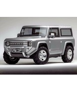 FORD BRONCO (Concept) POSTER 24 X 36 INCH - $18.99