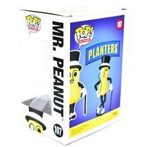 Funko Pop! Ad Icons Planters Peanuts Mr. Peanut #107 Vinyl Action Figure image 3