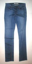New J Brand Jeans Womens 25 26 X 31 8112 Mid Rise Rail Skinny Medium Wash - $35.60