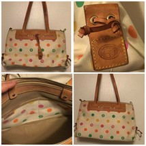 Leather Handle Dooney Bourke Handbag - $30.00