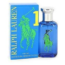 Big Pony Blue Cologne By  RALPH LAUREN  FOR MEN  1.7 oz Eau De Toilette ... - $39.70