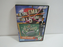 Are You Smarter Than A 5th Grader (DVD Game) Parker Brothers FREE SHIPPING - $6.92