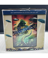 RAY HARRYHAUSEN COLLECTIBLE DVD GIFT SET Ymir monster figurine 6 disc ro... - $69.25