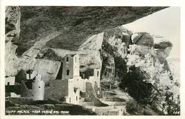 OLD RPPC Postcard CO D620 Cliff Palace Mesa Verde National Park Kodak  - $7.00