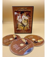 The Great Impersonators: 12 Movie Set (DVD, 2014, 3-Discs) Martial Arts - $8.86