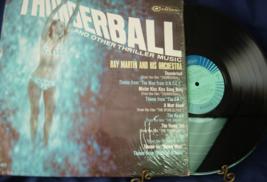Ray Martin & Orchestra - Thunderball & Other Thriller Music - RCA Camden... - $7.00