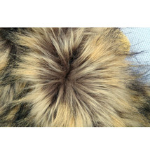 Funny Cute Pet Costume Cosplay Lion Mane Wig Cap Hat for Cat Halloween D... - $9.49